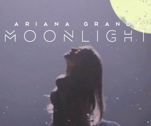 moonlight and ariana grande image