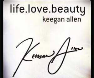 allen, beauty, and pll image