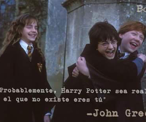 author, frases, and harry potter image