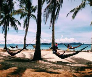 beach, Philippines, and summer image