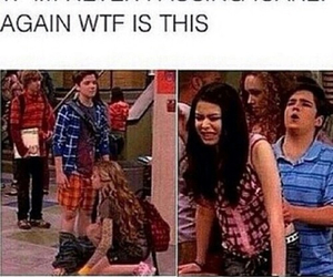 funny and icarly image
