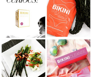 bikini cleanse coupon, bikini cleanse, and 7 day bikini cleanse image