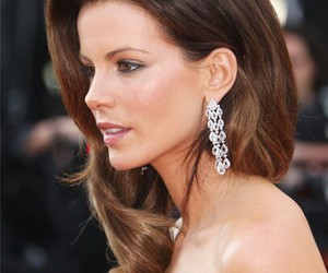 hair and Kate Beckinsale image