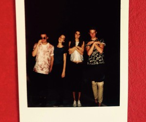 hipster, polaroid, and grungephotography image