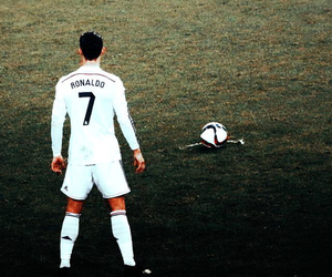 cristiano, cristiano ronaldo, and real madrid image