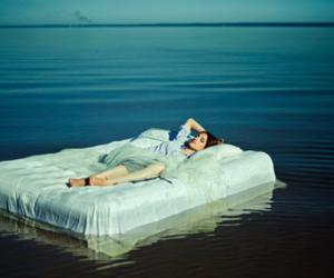 girl, Dream, and sea image