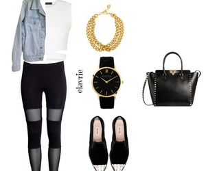 dressup, fashion, and Polyvore image