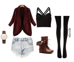 cozy, dressup, and fashion image