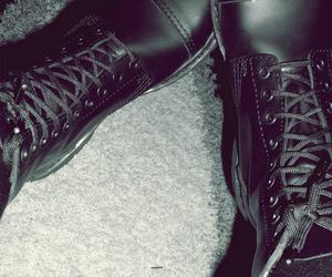 boots and ranger boots image