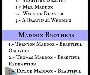 13, beautiful disaster, and brothers image