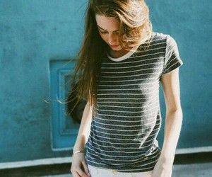 clothes, stripes, and cute image