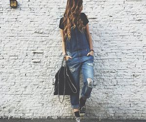 fashion, tumblr, and girl image