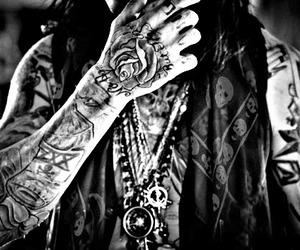 alternative, arm, and arm tattoo image