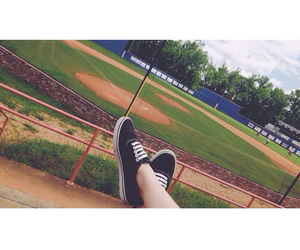 baseball and vans image