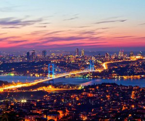 istanbul, city, and turkey image