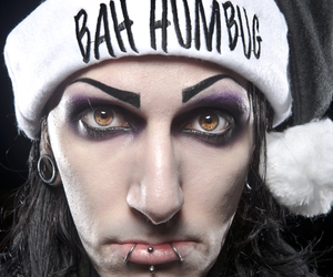 chris motionless and motionless in white image