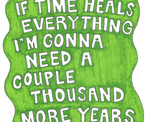 everything, heals, and sayings image