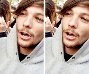 louis tomlinson, cute, and one direction image