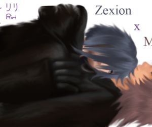 kingdom hearts, zexion, and marluxia image