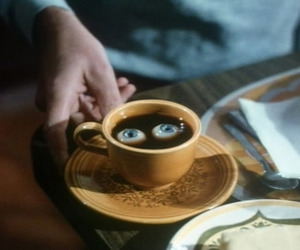 coffee and eyes image