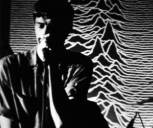 joy division, black and white, and boy image