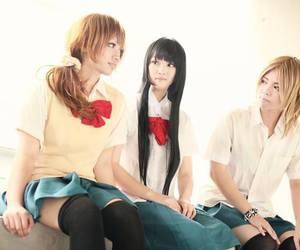 cosplay, sawako, and kimi ni todoke image