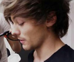 louis tomlinson, icon, and one direction image