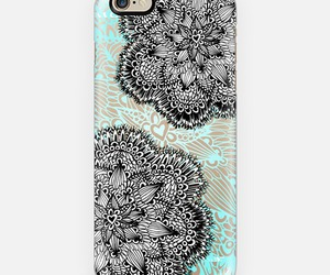 aqua, case, and iphone image