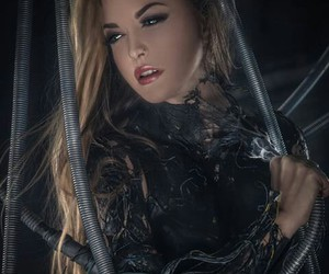 eye of providence, metal queen, and vicky psarakis image