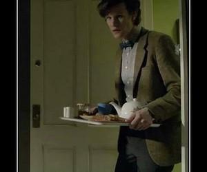 doctor who, matt smith, and christmas image
