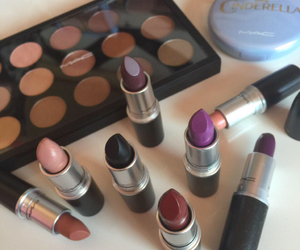 cinderella, lipstick, and mac image