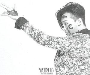g-dragon and bigbang image