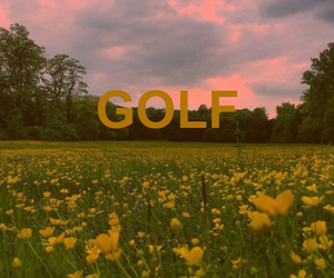golf and wang image