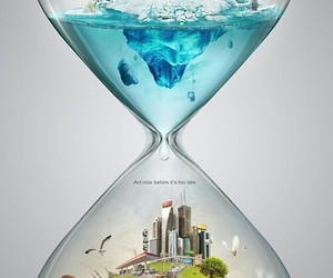 earth, save the world, and water image