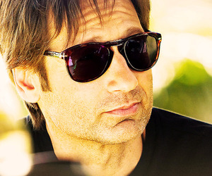 david duchovny, old, and x files image