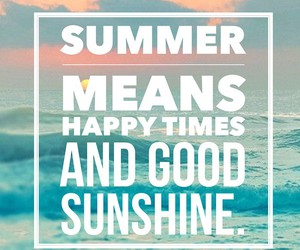 good times, ocean, and happiness image