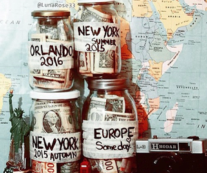 travel, money, and europe image