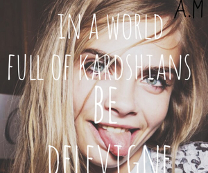 Avril, be who you are, and be yourself image