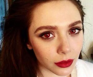 elizabeth olsen and scarlet witch image