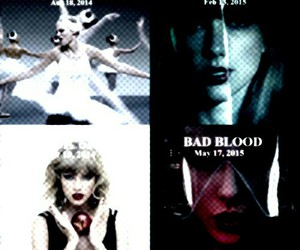 blank space, flawless, and revenge image