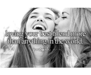 love, Best, and best friends image
