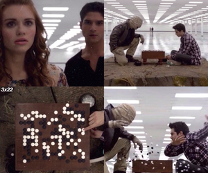 void, teen wolf, and tyler posey image
