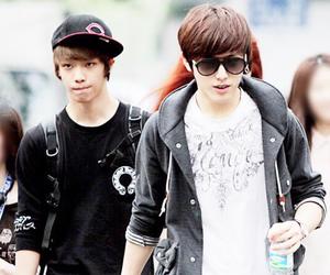 korean, kpop, and lee minwoo image