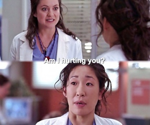 cristina yang and grey's anatomy image