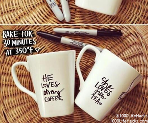 creative, cup, and diy image