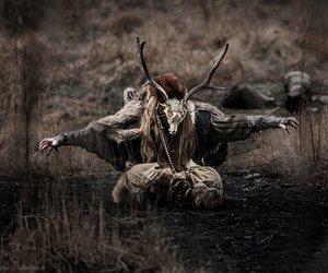 fantasy, northern, and Scandinavian image