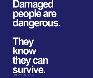 damaged, dangerous, and people image