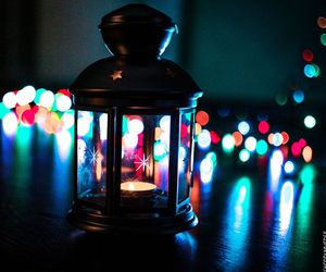 bokeh, colors, and cozy image