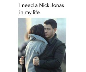 love and nick jonas image
