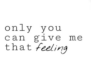 feeling, iloveyou, and quote image